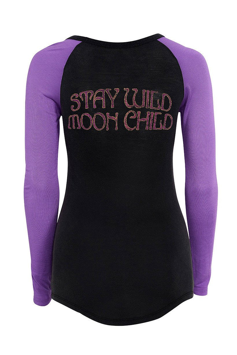Spell Black Magic Raglan