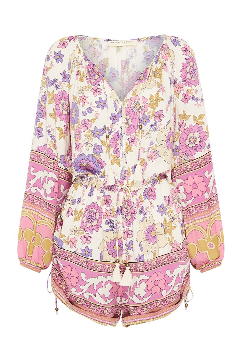 Spell Buttercup Romper Meadow