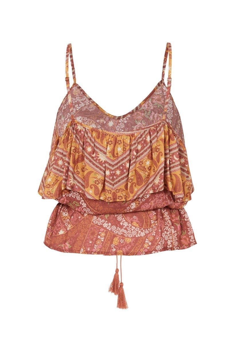 Spell City Lights Cami Auburn