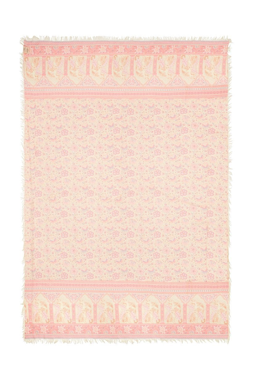 Spell Poinciana Travel Scarf Pink