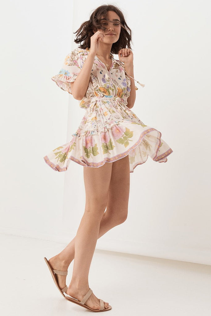 Spell Wild Bloom Playdress Cream