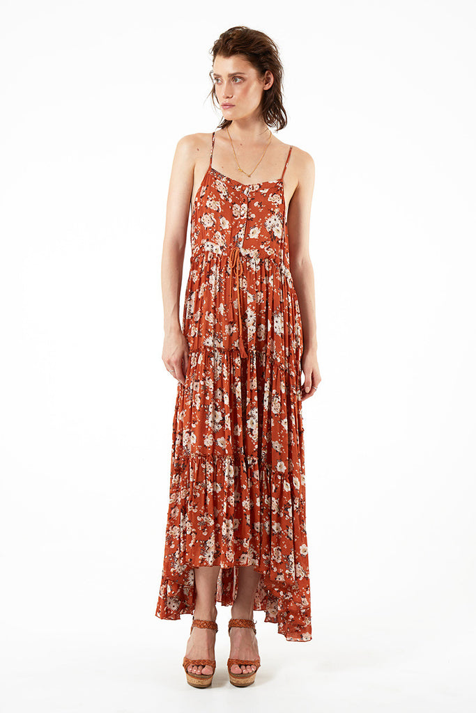 Spell Gypsy Dancer Maxi Sundress Maple - Call Me The Breeze - 2