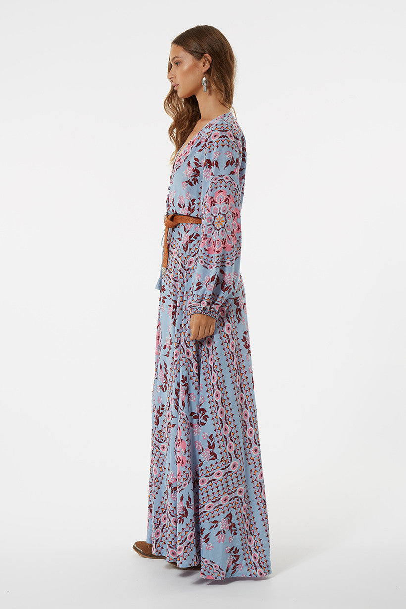 Spell Pandora Gown Aquarium - Call Me The Breeze - 7