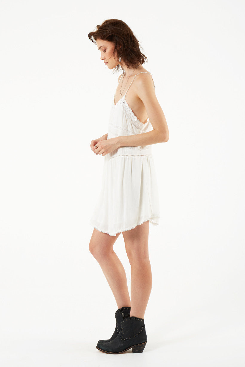 Spell Sienna Mini Dress - Call Me The Breeze - 6