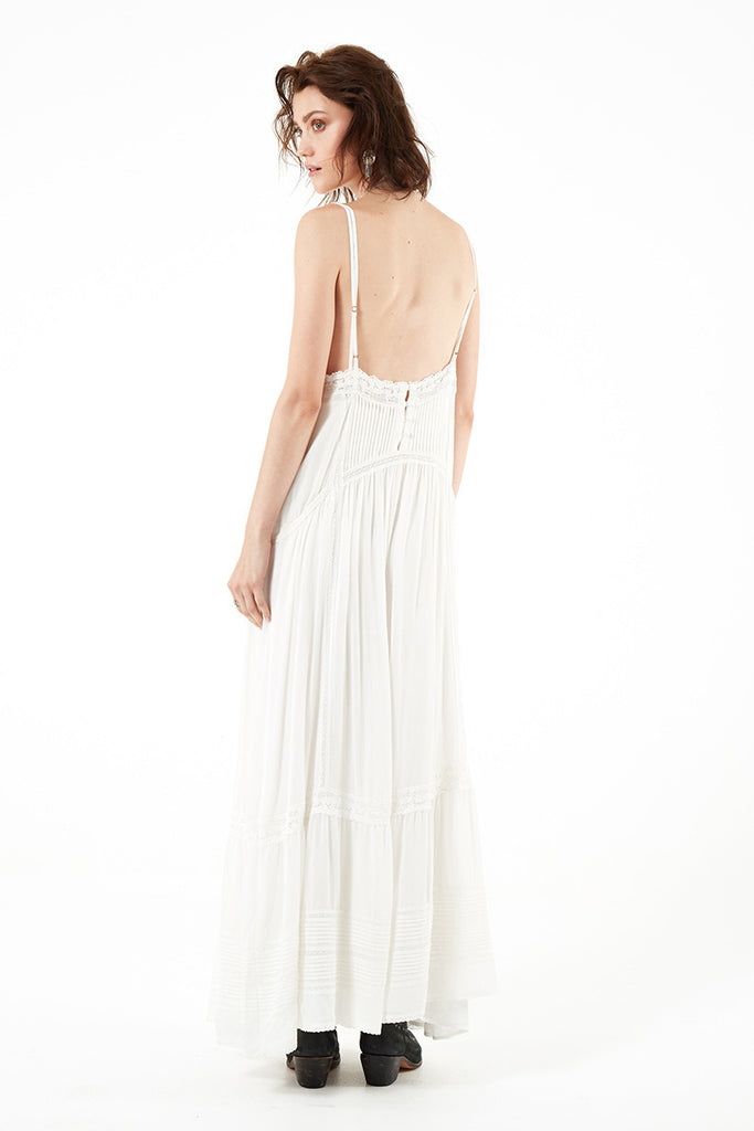 Spell Sienna Slip on Maxi Dress