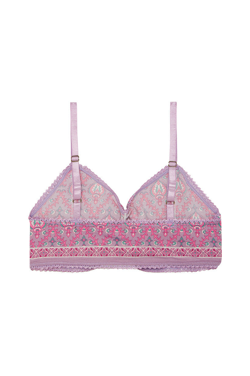 Spell Oracle Bralette Lilac - Call Me The Breeze - 3