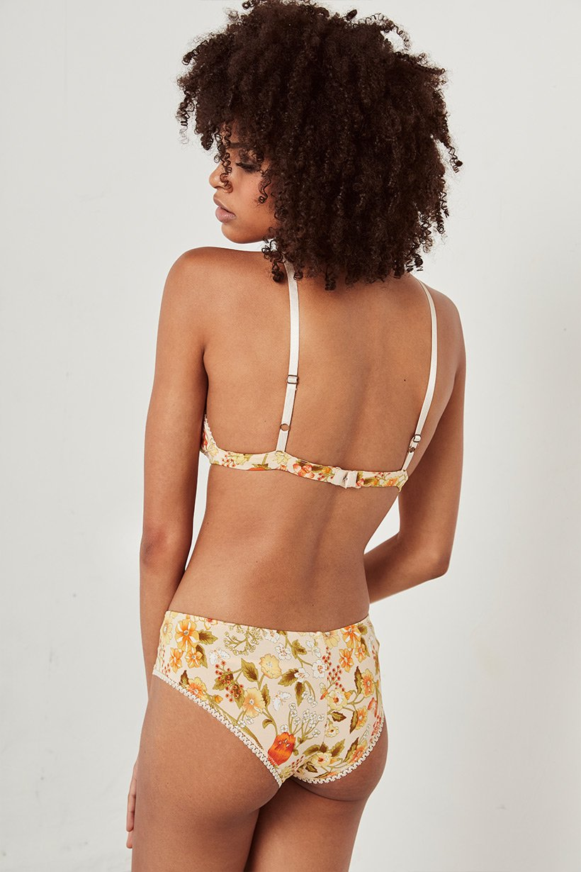 Spell Sayulita Bloomers Sunflower