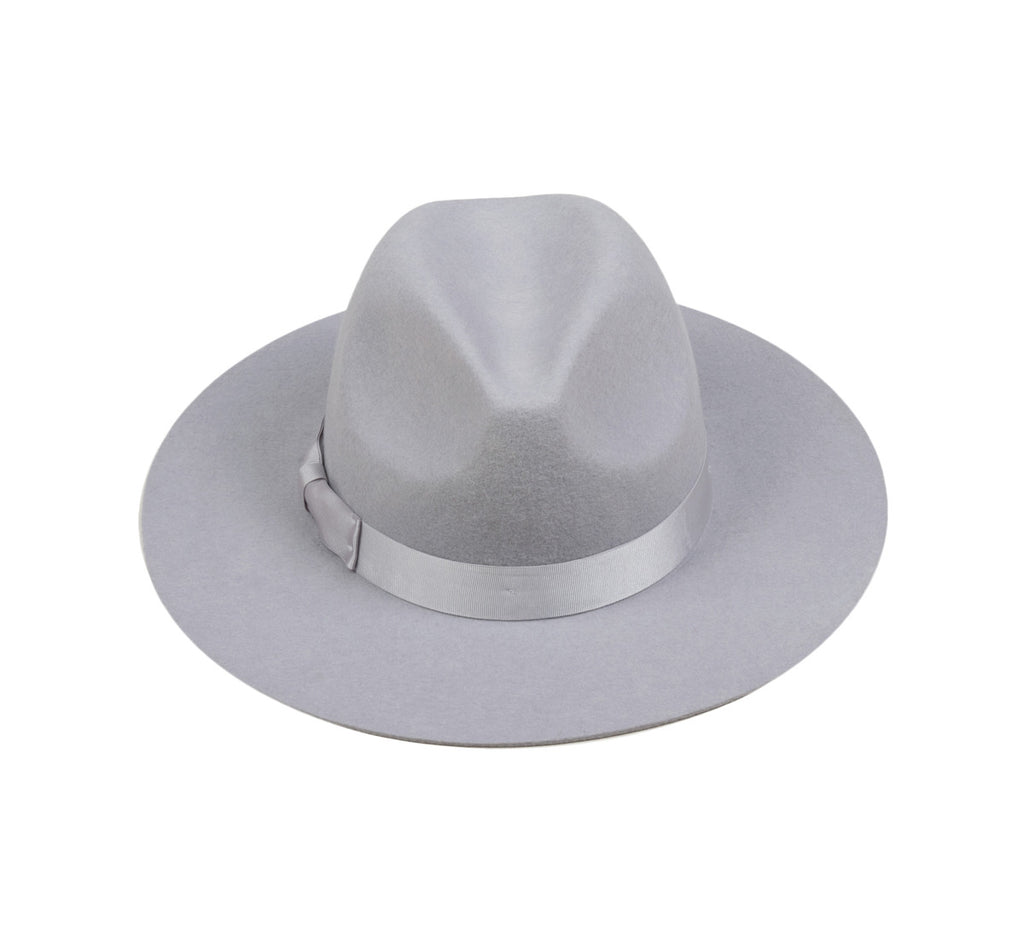 Lack of Colour Silver Haze Fedora - Call Me The Breeze - 3