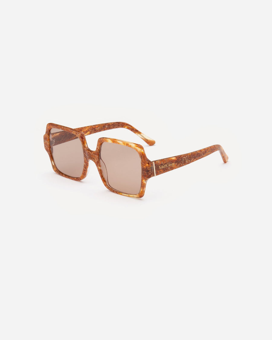 Velvet Canyon TV Eyes Sunglasses Amber