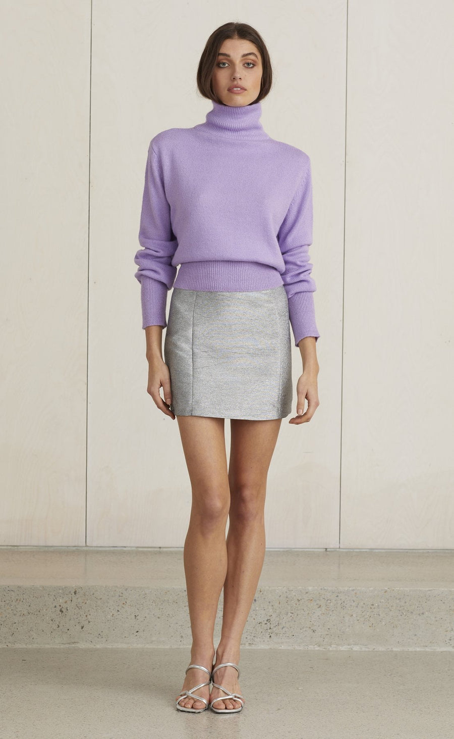 Bec and Bridge Olivia Jumper Lavender