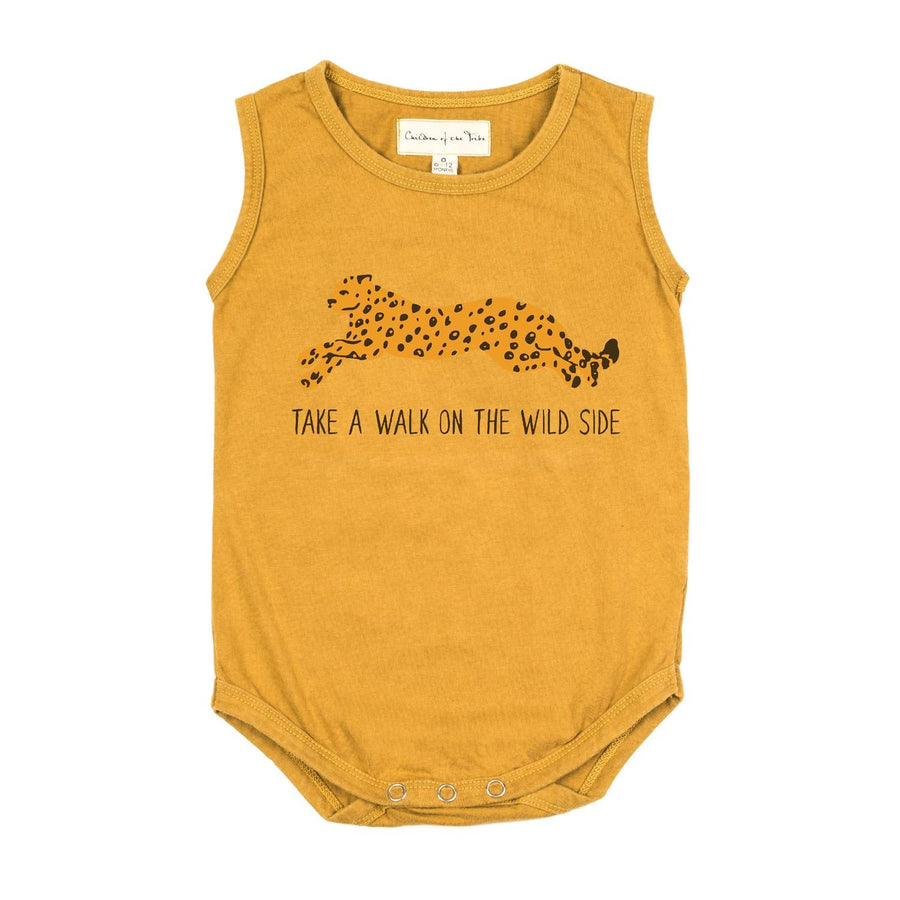 Children Of The Tribe Wild Side Singlet Onesie