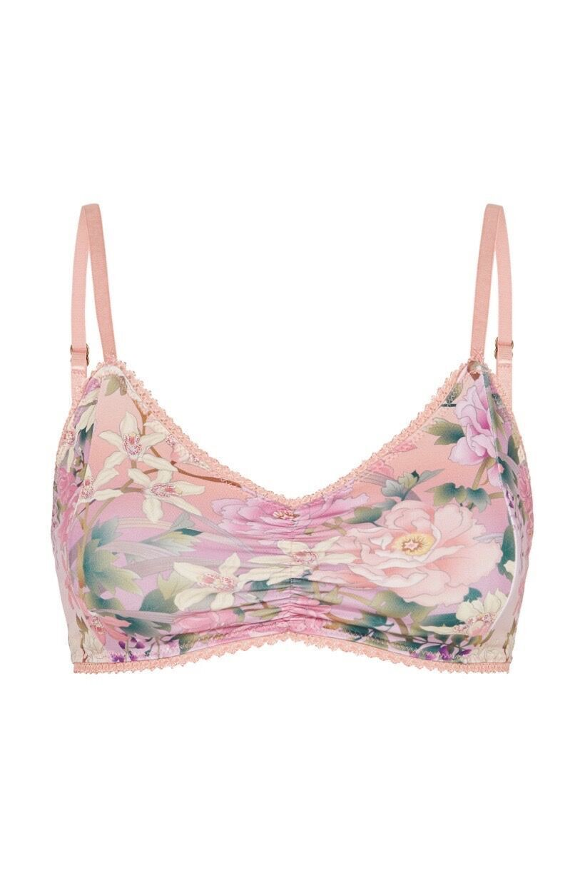 Spell Lily Bralette Lilac