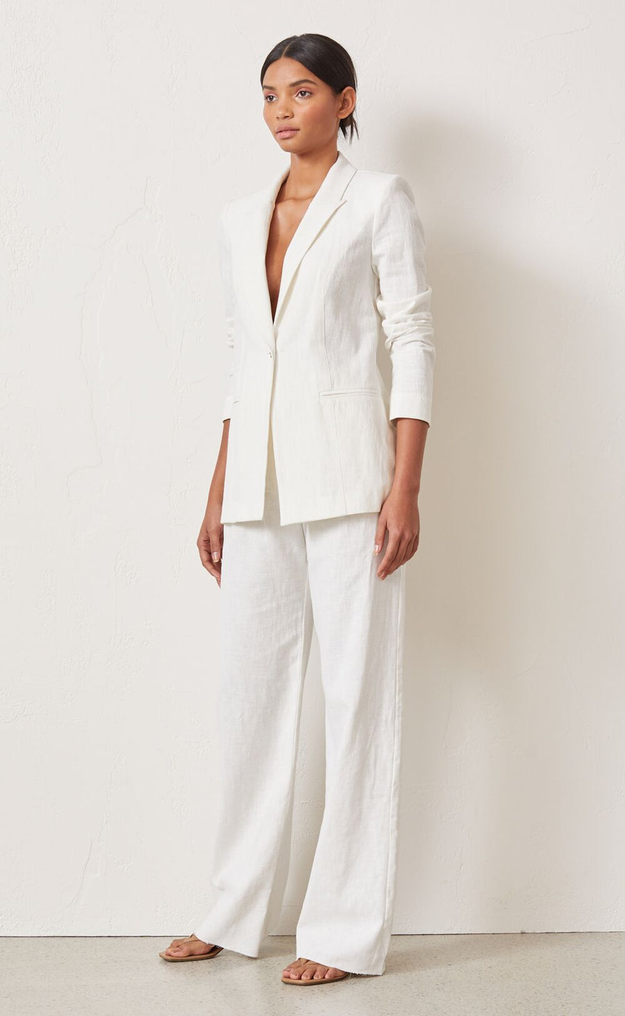 Bec and Bridge Natural Woman Jacket Ivory