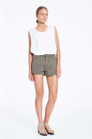 Zulu and Zephyr Zed Khaki Denim Short
