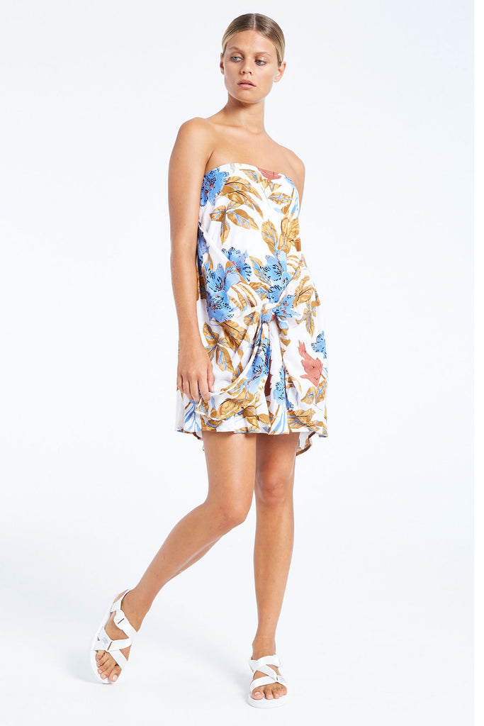 Zulu and Zephyr Gloria Strapless Dress –