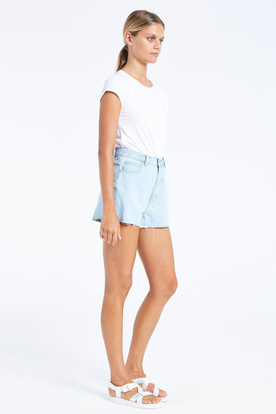 Zulu and Zephyr Forecast Denim Short