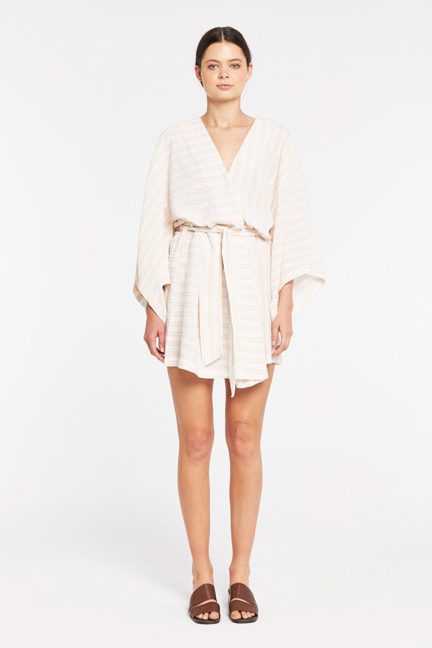 Zulu and Zephyr Arid Kimono Dress // PREORDER