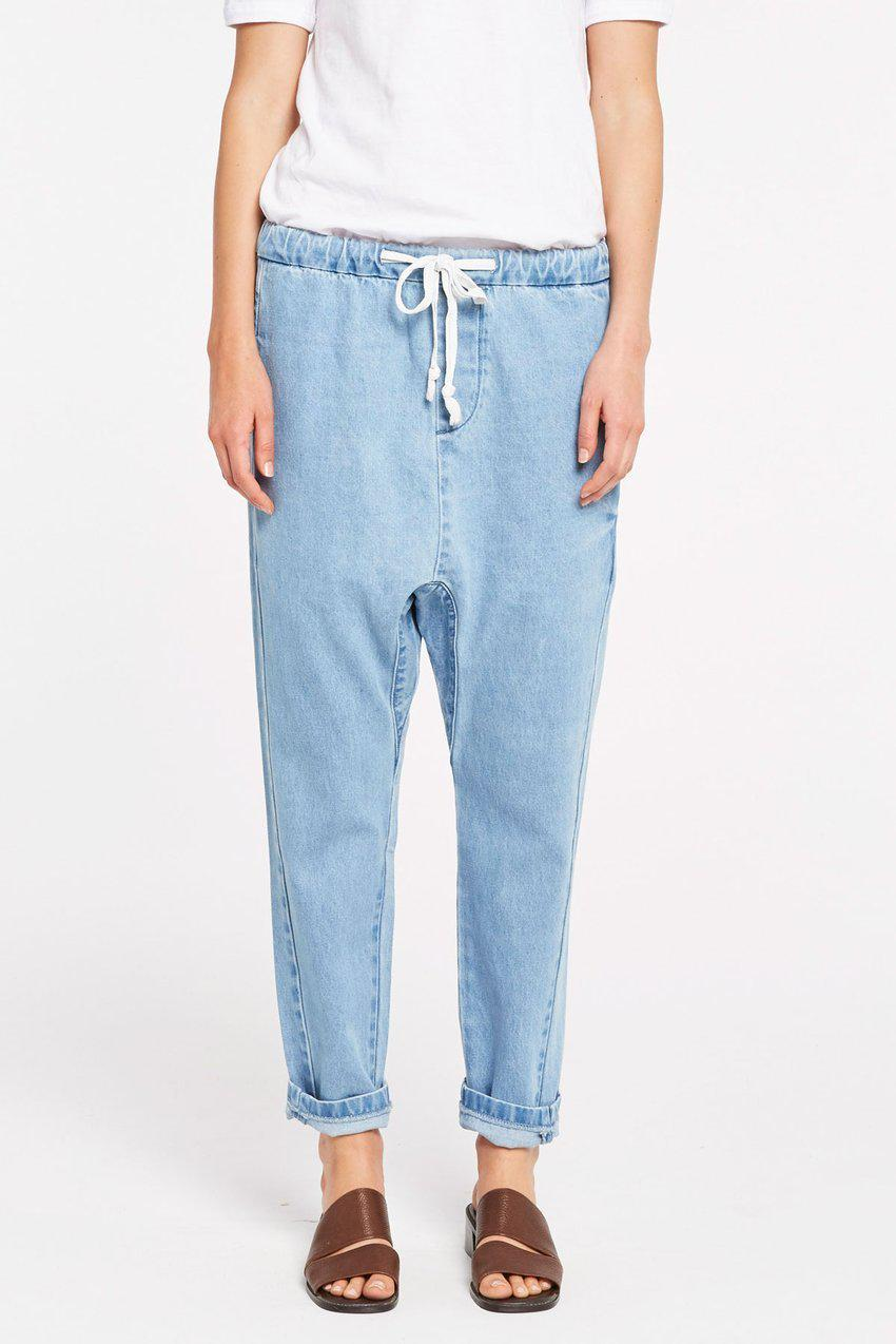 Zulu and Zephyr Saltbush Denim Pant
