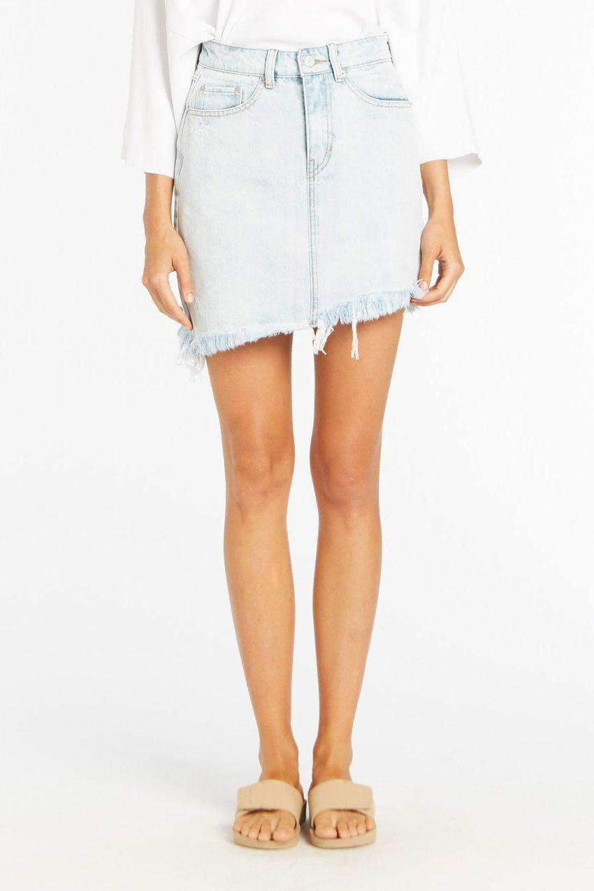 Zulu and Zephyr Zed Denim Skirt