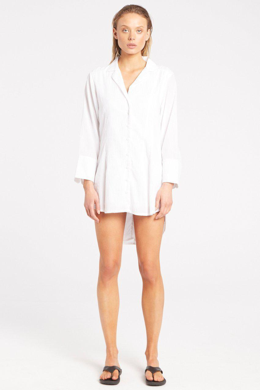 Zulu and Zephyr Essential Shirt Dress