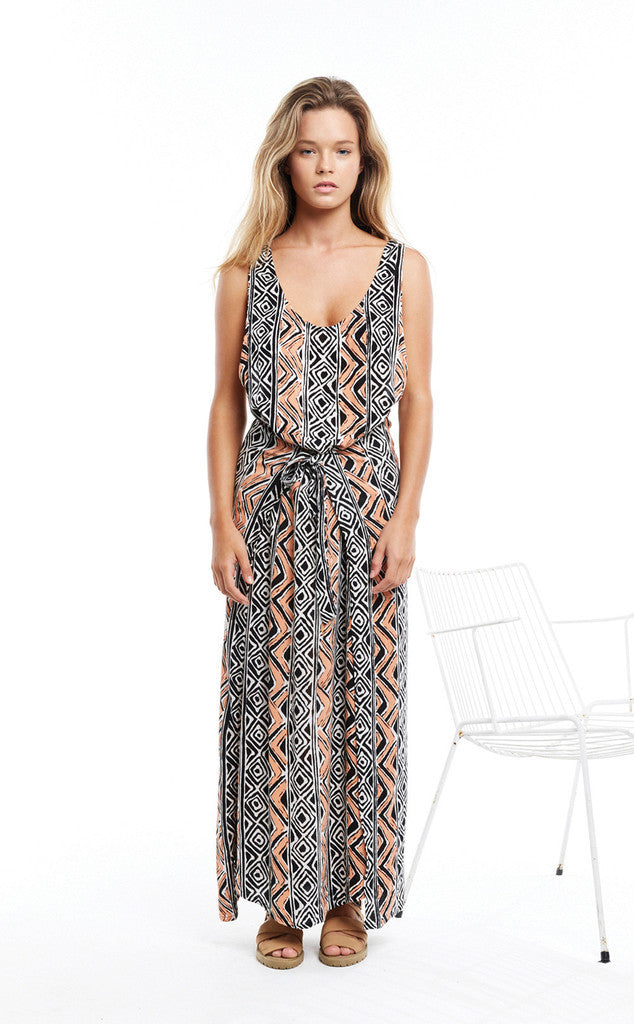 Zulu and Zephyr Siesta Wrap Dress - Call Me The Breeze - 3
