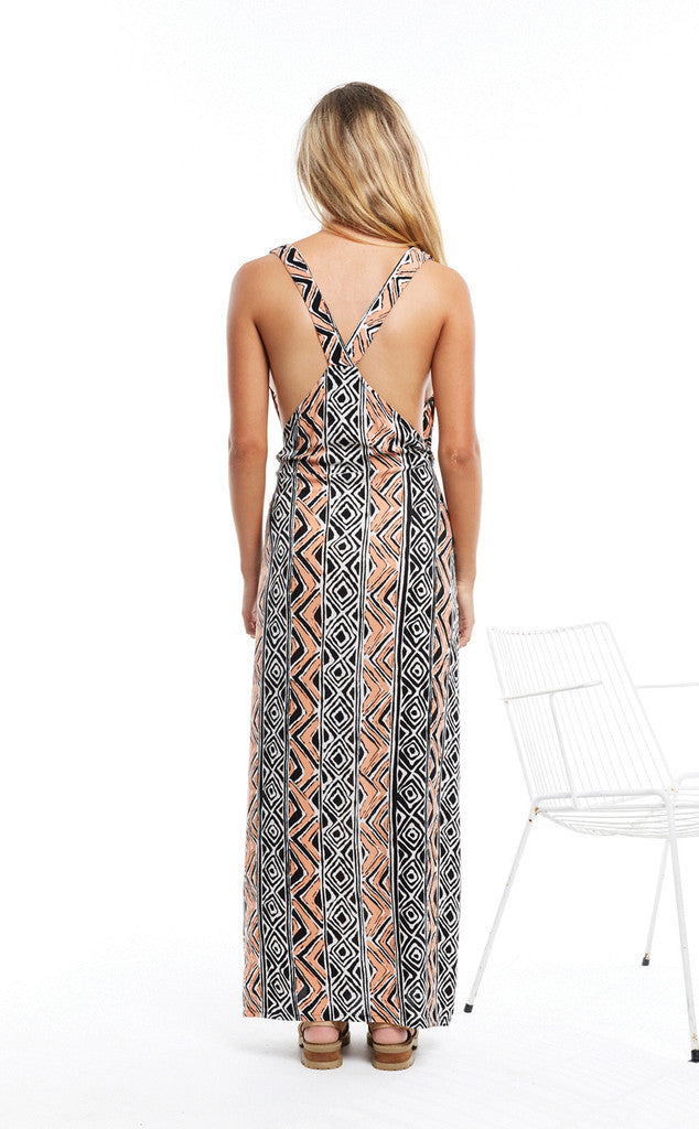 Zulu and Zephyr Siesta Wrap Dress - Call Me The Breeze - 5