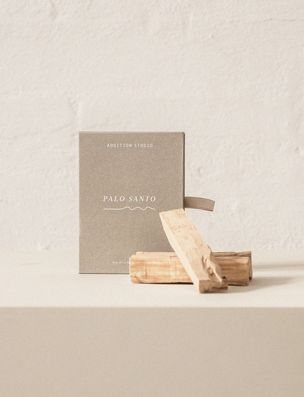 Addition Studio Palo Santo Gift Box