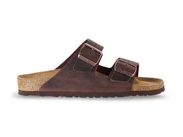 Birkenstock Arizona Oiled Habana Narrow