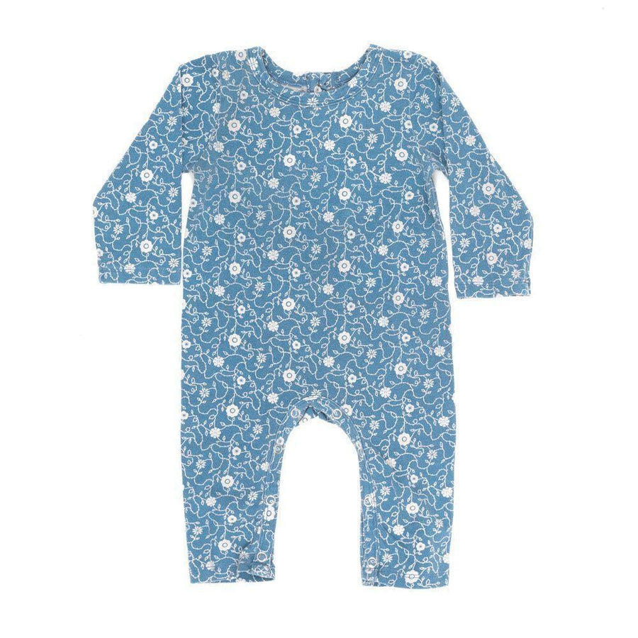 Children Of The Tribe Flower Vine Full Onesie
