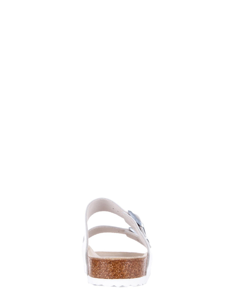 Birkenstock Arizona White Smooth Leather - Call Me The Breeze
