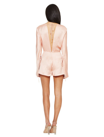 Bec and Bridge Mineral Magic Playsuit Blush