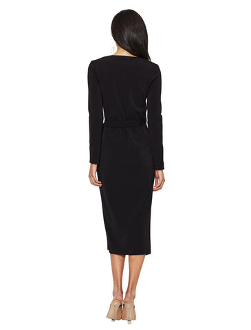 Bec and Bridge Night Surrender L/S Dress
