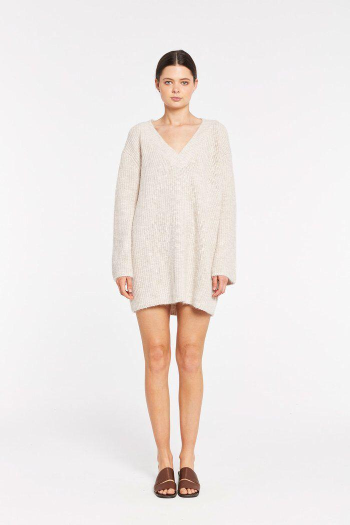 Zulu and Zephyr Gazelle Knit Dress