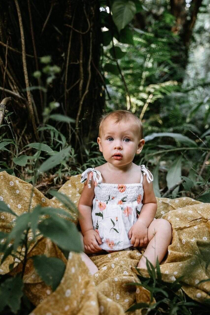 Children of the Tribe Midsummer Romper
