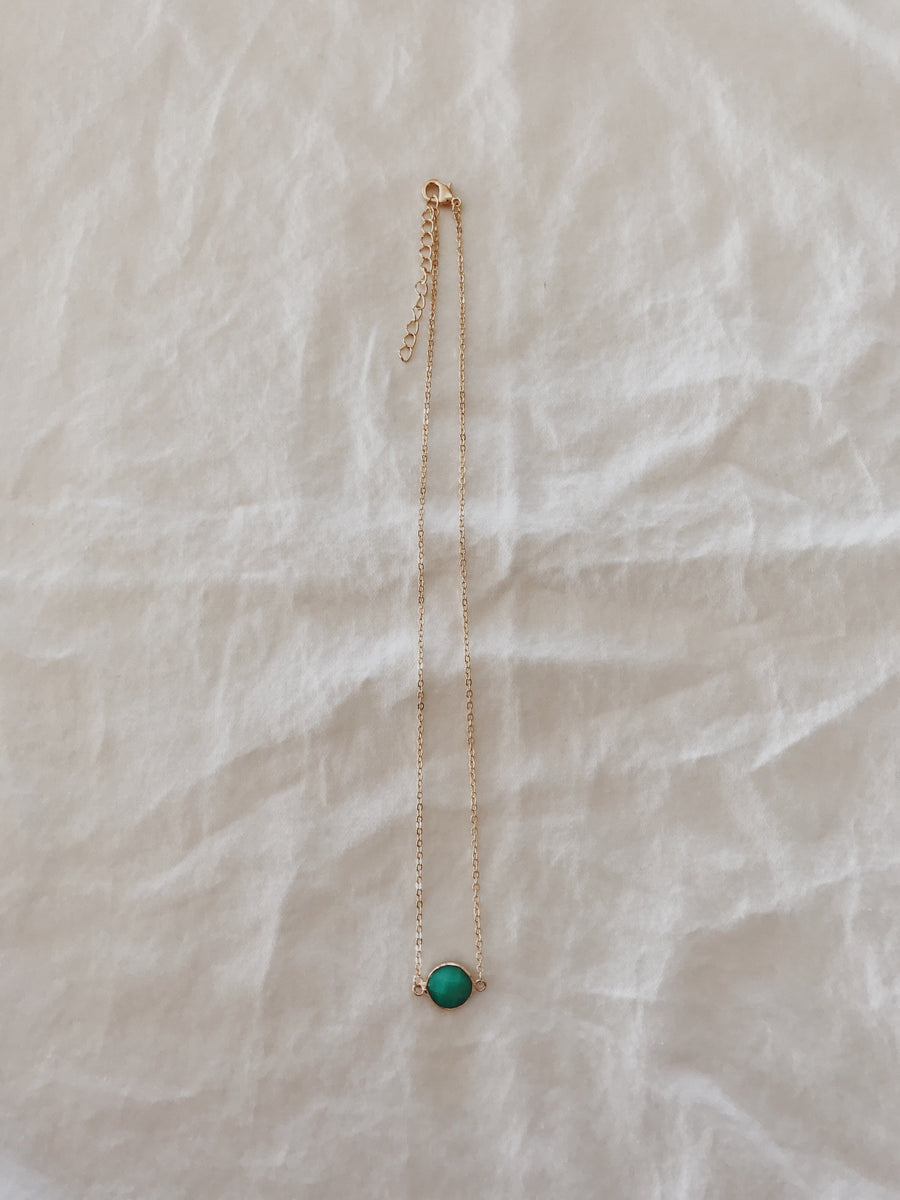 Kate Necklace Turquoise