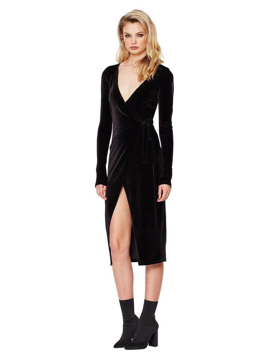 Bec and Bridge The Sourcerer Wrap Dress