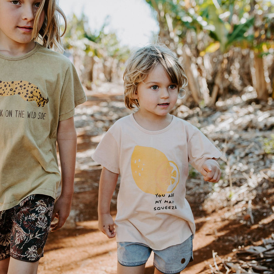 Children Of The Tribe Main Squeeze Tee