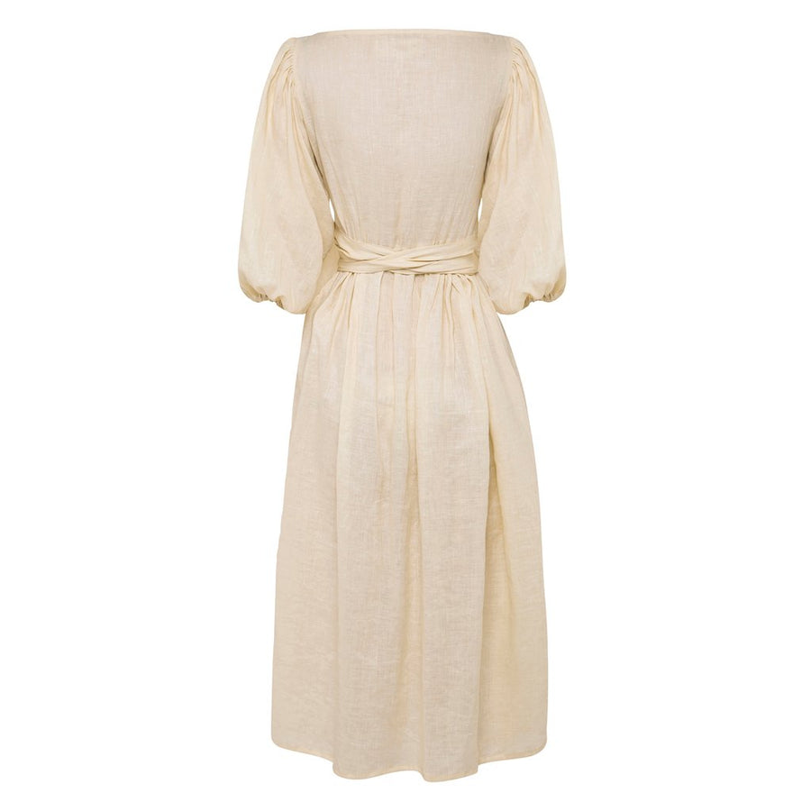 All That Remains Lia Dress Bone