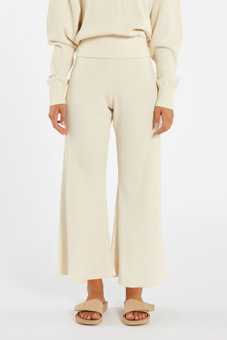 Zulu and Zephyr Endless Pant Cream