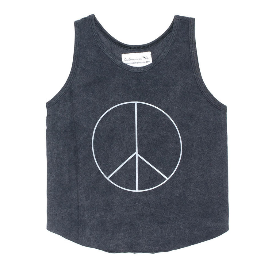 Children of the Tribe Peace Singlet - Call Me The Breeze