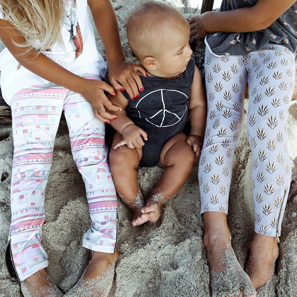 Children of the Tribe Gypset Leggings - Call Me The Breeze