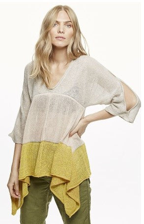 Free People Storm Clouds Tunic Neutral Combo