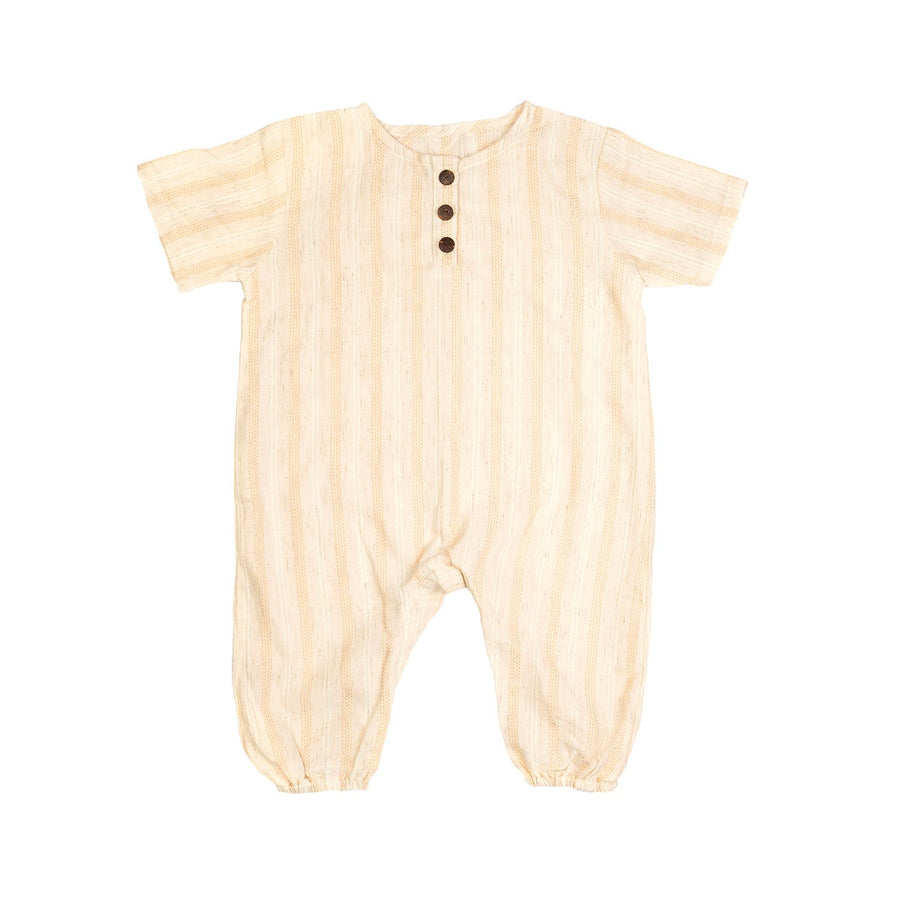 Children Of The Tribe Sunday Stripe Onesie