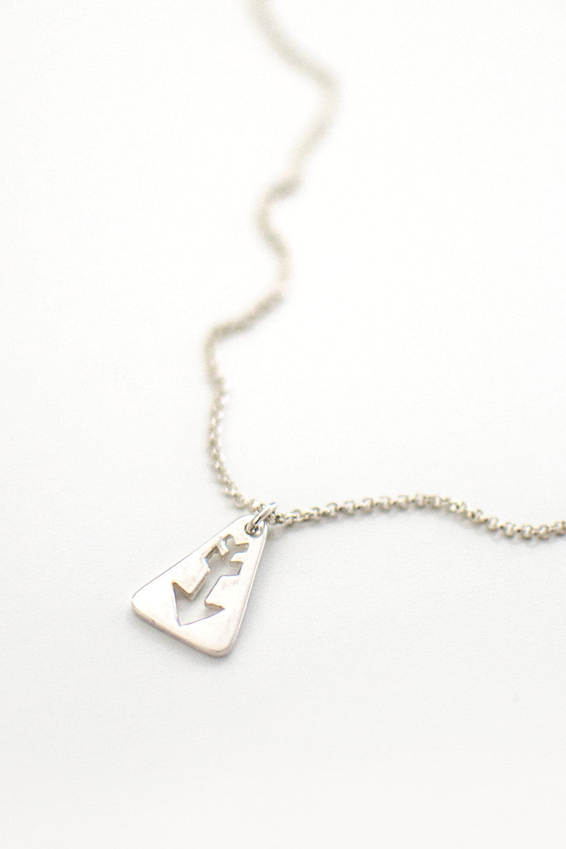 Spell Talisman Necklace Arrow - Call Me The Breeze - 1