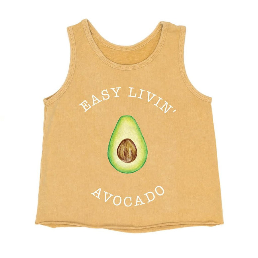 ca2a05f83f Children of the Tribe Easy Avo Singlet - Call Me The Breeze
