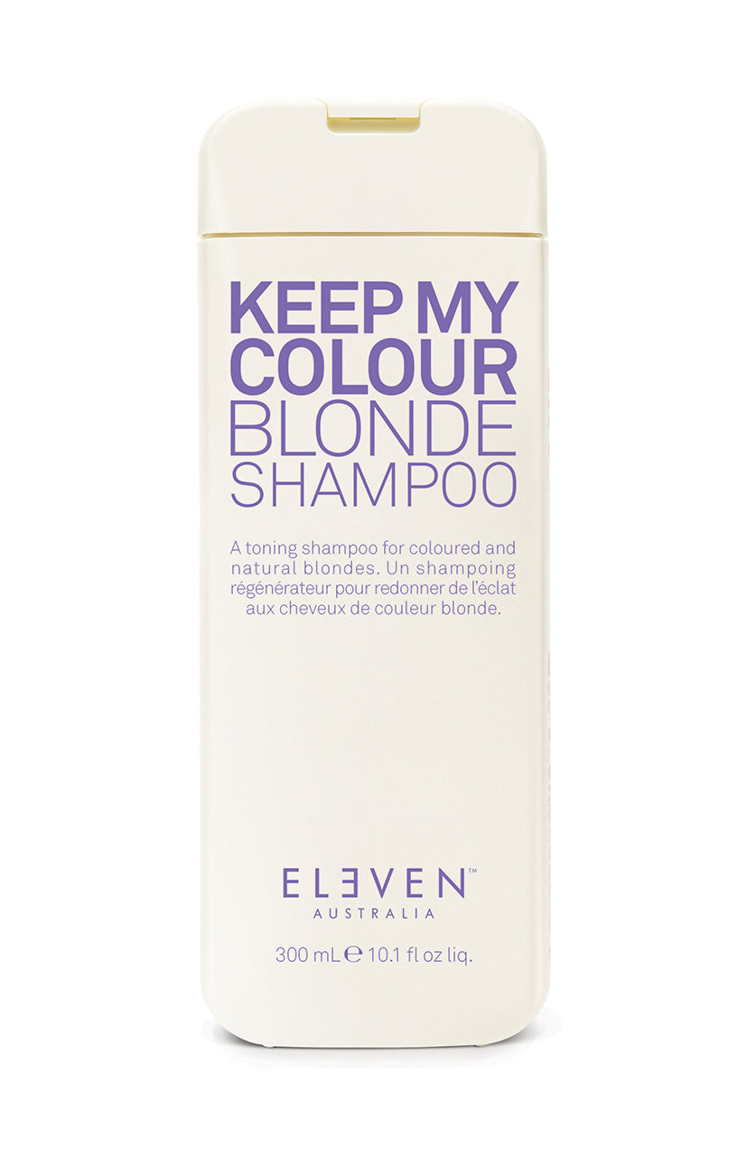 ELEVEN - KEEP MY COLOUR BLONDE SHAMPOO