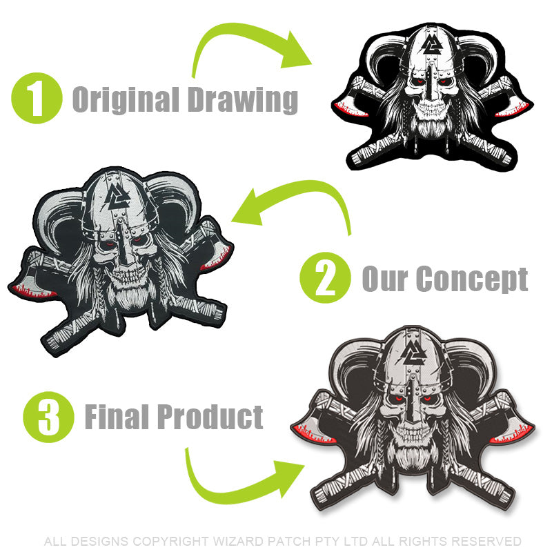 3 EASY STEPS LOOK AT OTHER DESIGNS WE HAVE DONE MANY HAPPY CUSTOMERS FOR CLUB OR BUSINESS LOGO DESIGN