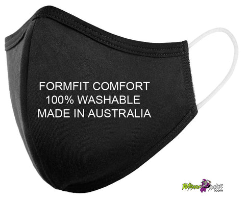 EcoFormFit technology by Wizard Patch Made in Australia