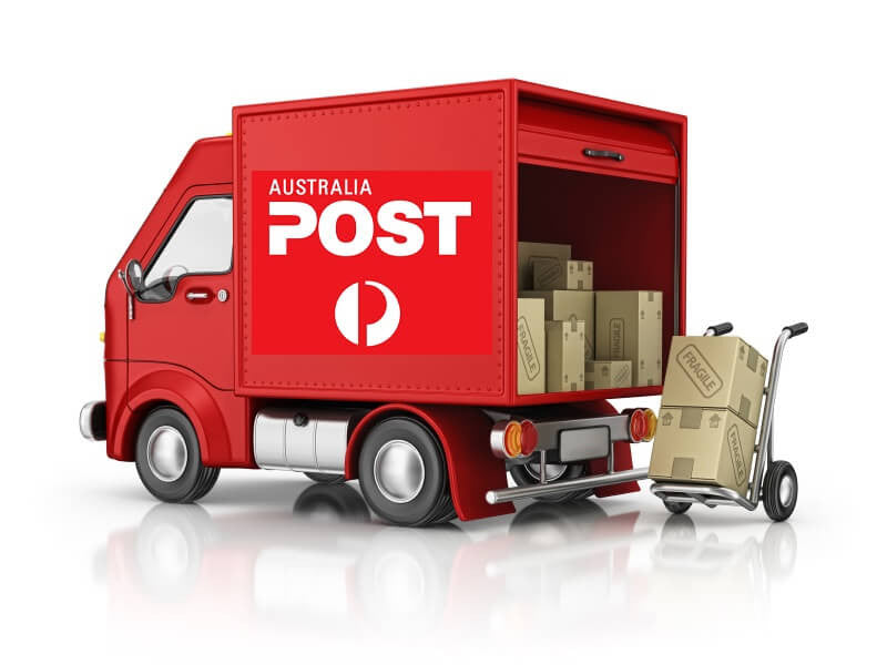 AUSTRALIA POST NOW DELIVERS FOR WIZARD PATCH EMBROIDERY PROFESSIONALS!