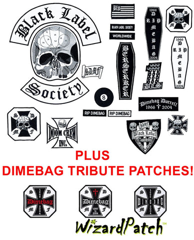 Black Label Society COLLECTORS PACK